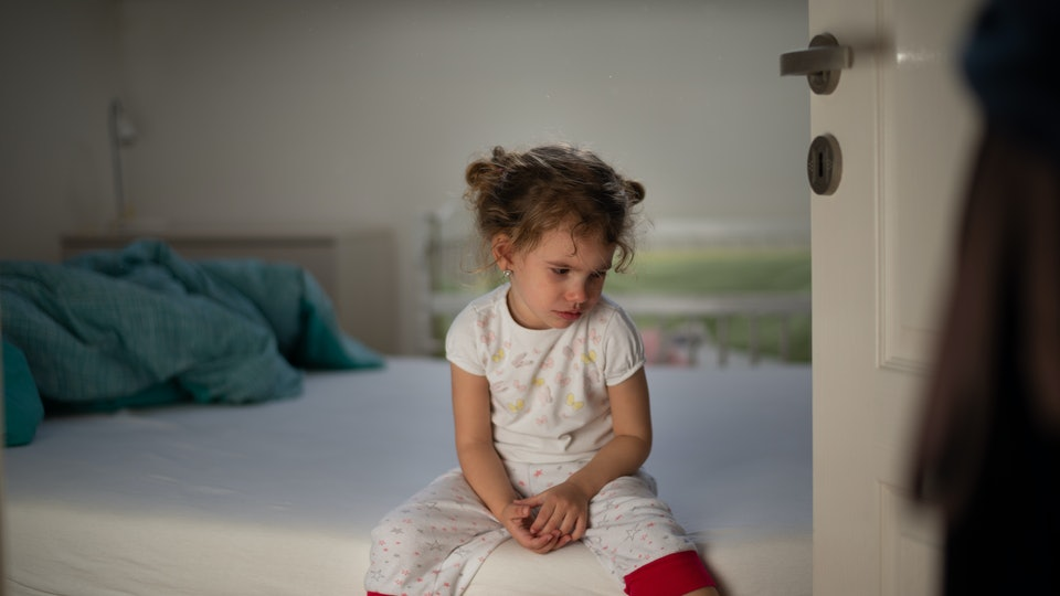 Experts say taking things away as a punishment can work for kids as young as 3.