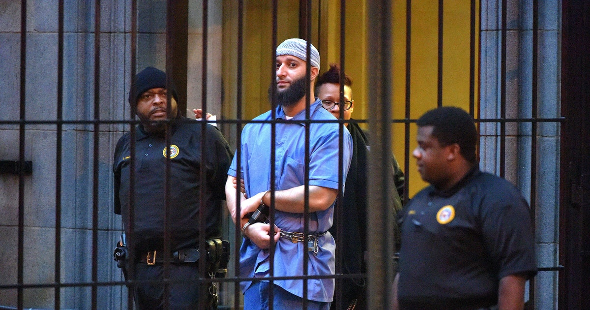 Supreme Court won't hear 'Serial' appeal, keeping Adnan Syed behind bars for now