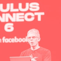 Oculus loses John Carmack, who's now focusing on AI