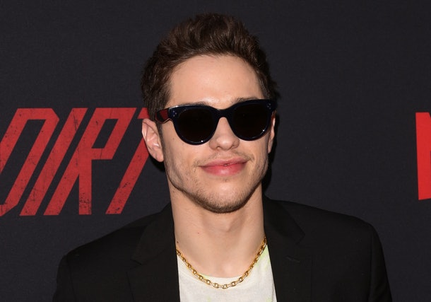 Pete Davidson's zodiac sign is Scorpio