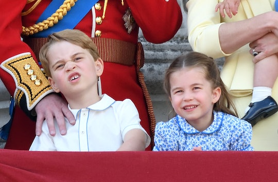Prince George and Princess Charlotte are the cutest royal duo yet.