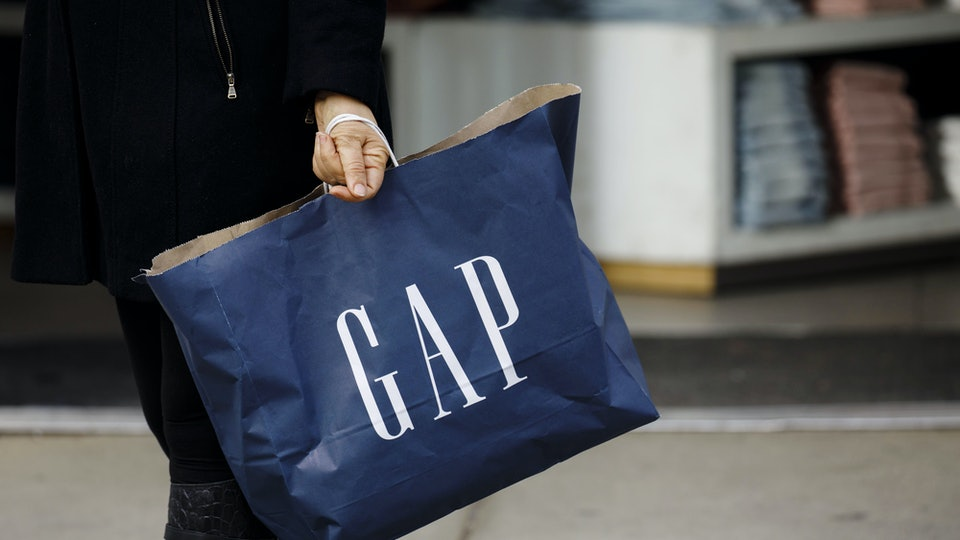 Gap shopping back; the best deals from gap's black friday sale