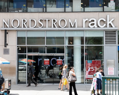 Most Nordstrom Rack locations will be opening at 9 p.m. on Thanksgiving Day.