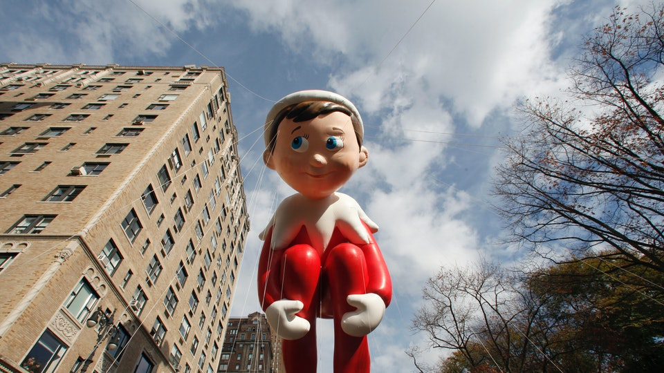 Your Elf on the Shelf can arrive however your family wants!