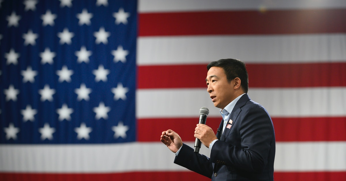 Andrew Yang's 2020 campaign, by the numbers