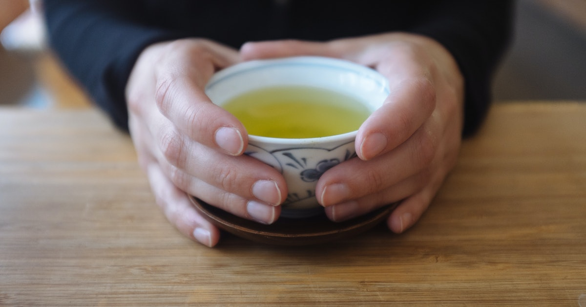 What Happens To Your Body When You Swap Your Morning Coffee For Green Tea