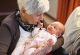 These 40 Instagram captions for baby meeting grandparents capture sweet moments between grandparents and babies.