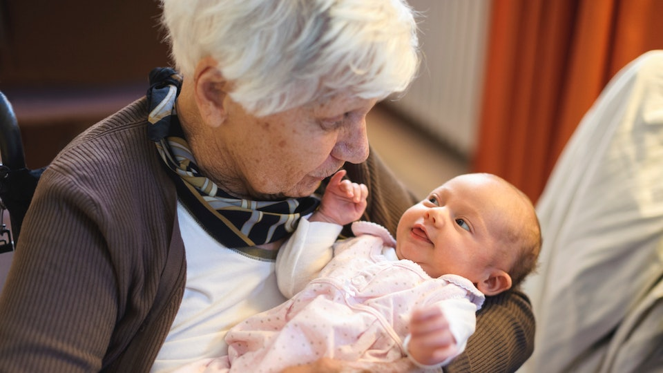 These 20 Instagram captions for baby meeting grandparents capture sweet moments between grandparents and babies.