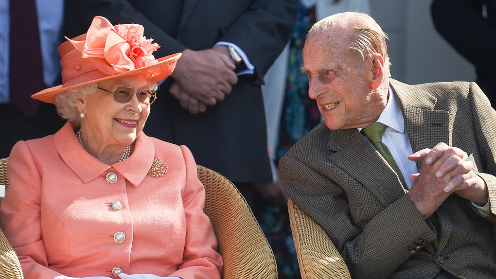 Prince Philip has said cute things about Queen Elizabeth