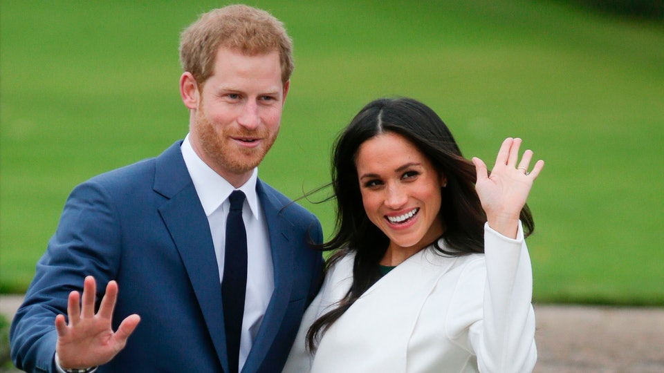 Meghan Markle & Prince Harry got engaged two years ago.