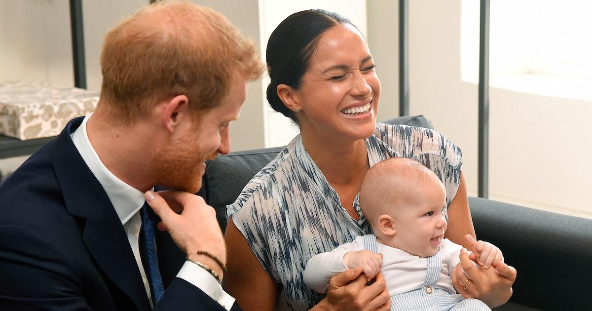 Prince Harry & Meghan Markle's Thanksgiving 2019 Instagram Is So Sweet
