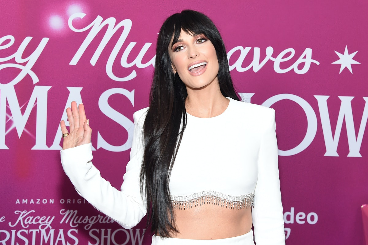 Kacey Musgraves' new Christmas album for 2019 is also an Amazon Prime Video special.