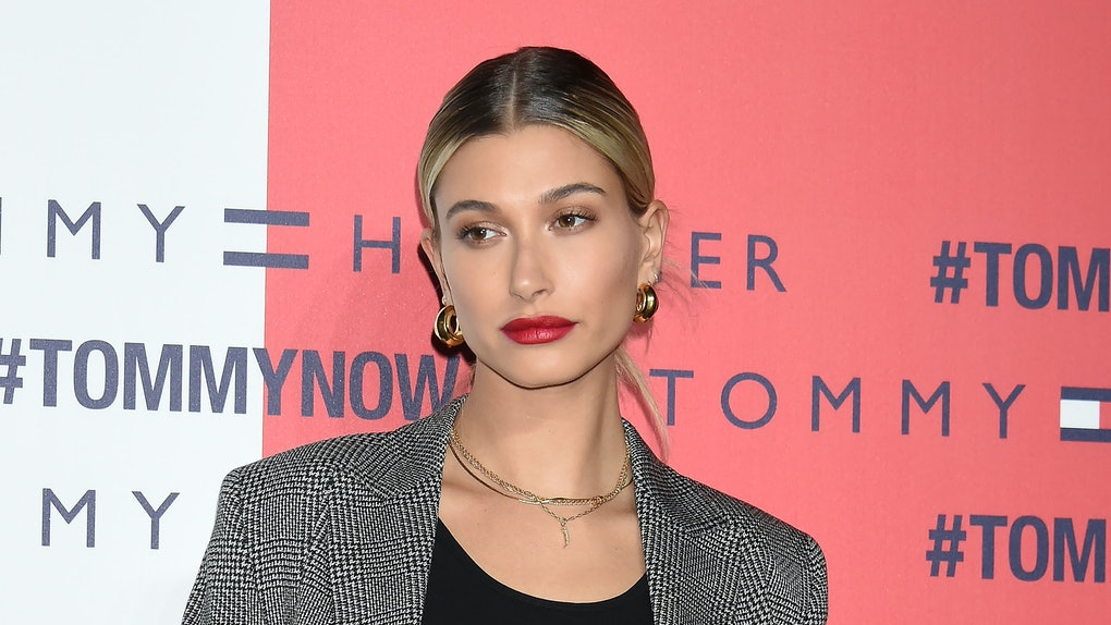 Hailey Baldwin's Response To Pregnancy Rumors is relatable for any foodie.