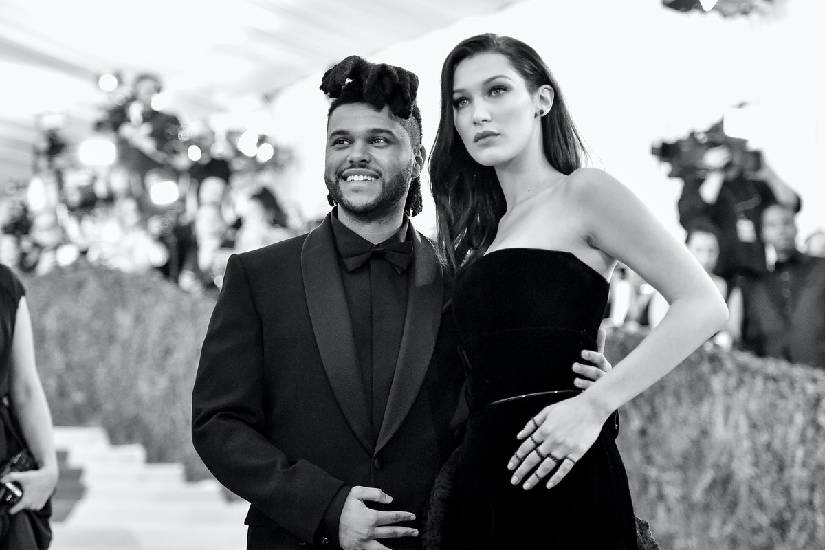 """The Weeknd's """"Blinding Lights"""" Lyrics sound like they might be about Bella Hadid,  so fans may wonde..."""