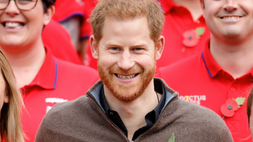 """Prince Harry was called """"handsome"""" over the weekend and handled the compliment with ease."""