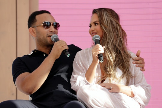 John Legend and Chrissy Teigen's recent date night ended with a little drunk serenade from the famous musician.