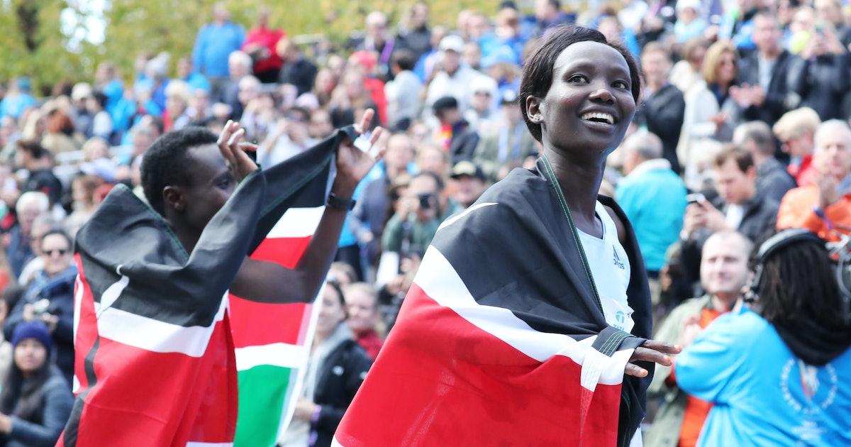 Moms Dominated At 2019 The New York City Marathon