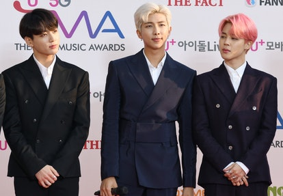BTS appeared at the European Music Awards following Jungkook's car accident