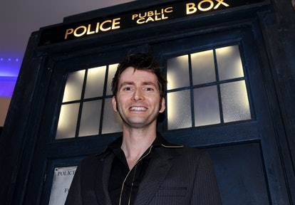 David Tennant would be up for returning as the Doctor in a 60th anniversary special