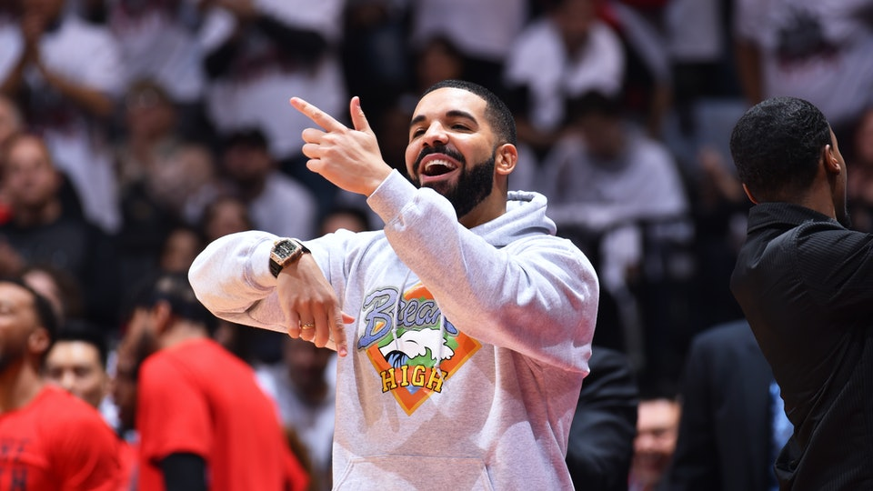 Drake recently shared the first photo of his 2-year-old son Adonis on Instagram