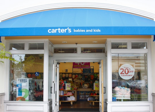 Carter's 50% off sale means you can stock up on major wardrobe staples for your kids.