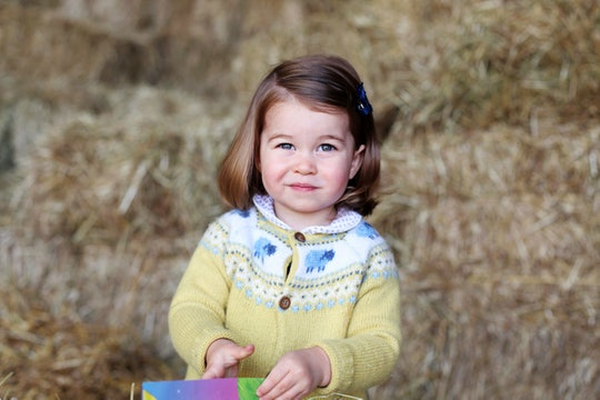Princess Charlotte looks like so many of her relatives, but one person in particular.