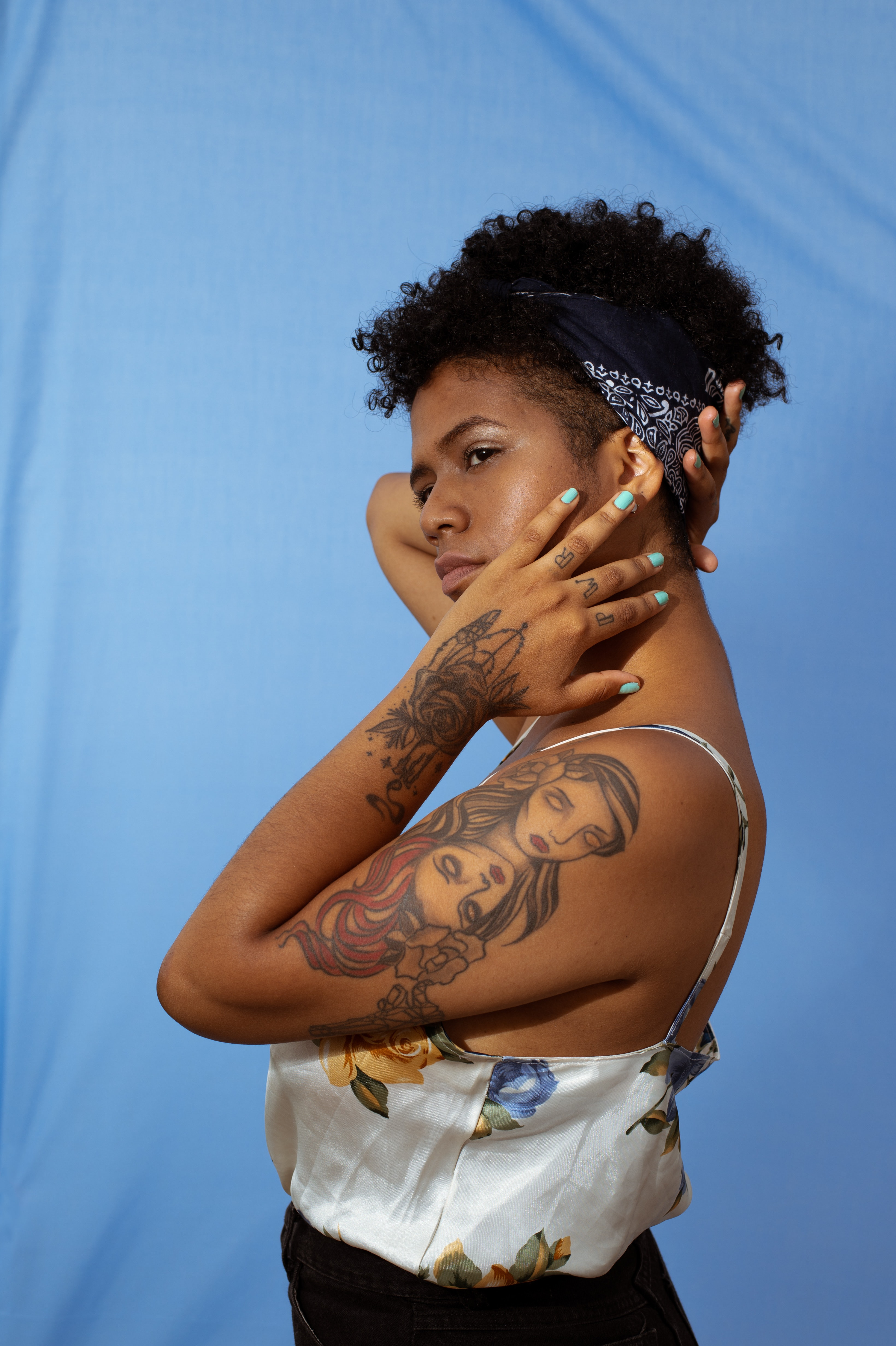 4 Myths About Tattooing On Dark Skin That Are Completely Untrue