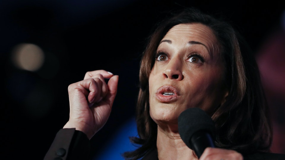 Kamala Harris introduced a plan to lengthen school hours