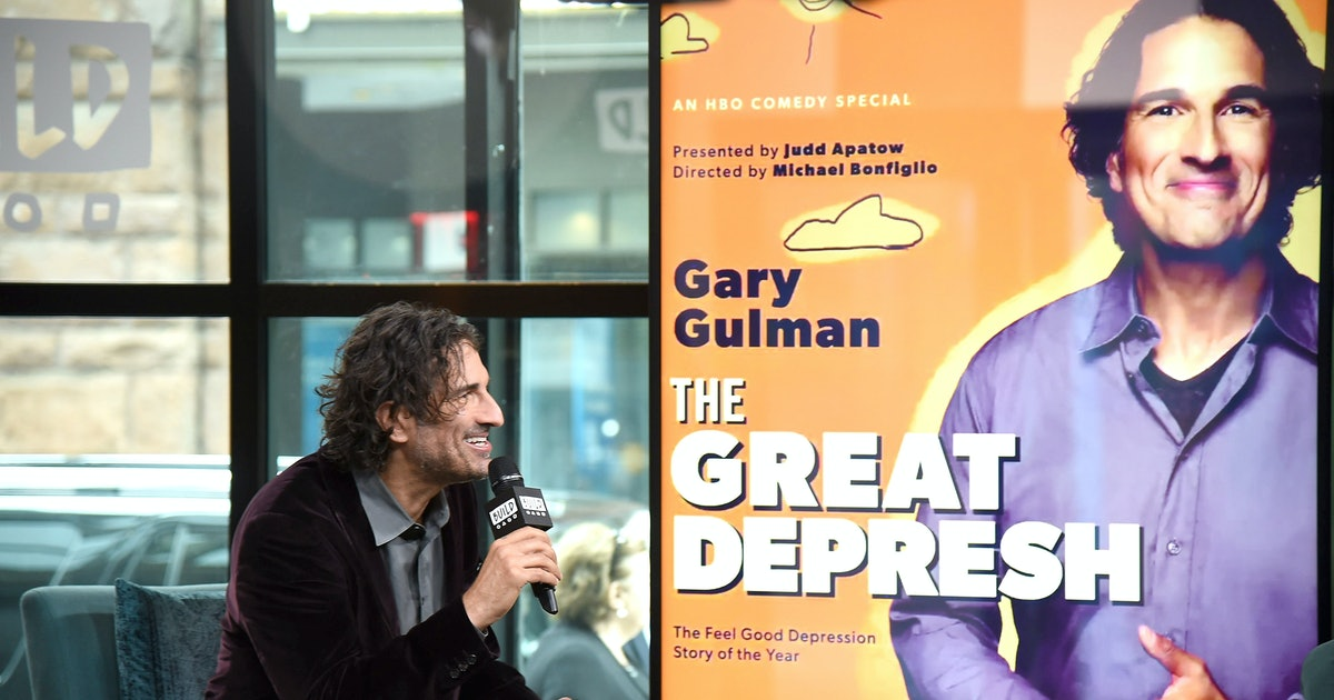 Jenny Slate and Gary Gulman prove mental health can be more than a punchline
