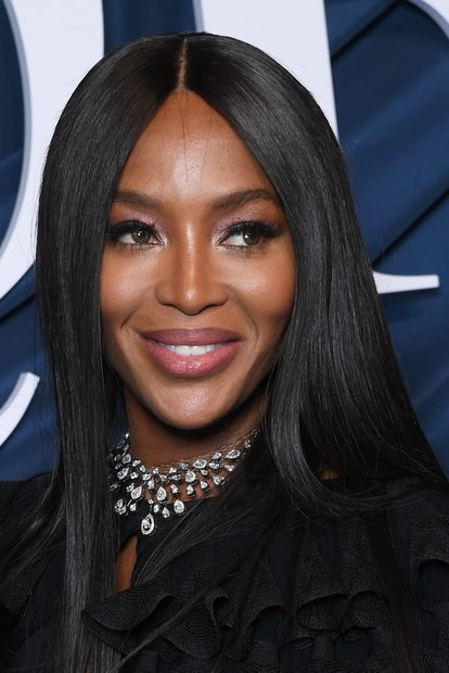 Holiday party makeup ideas inspired by supermodels