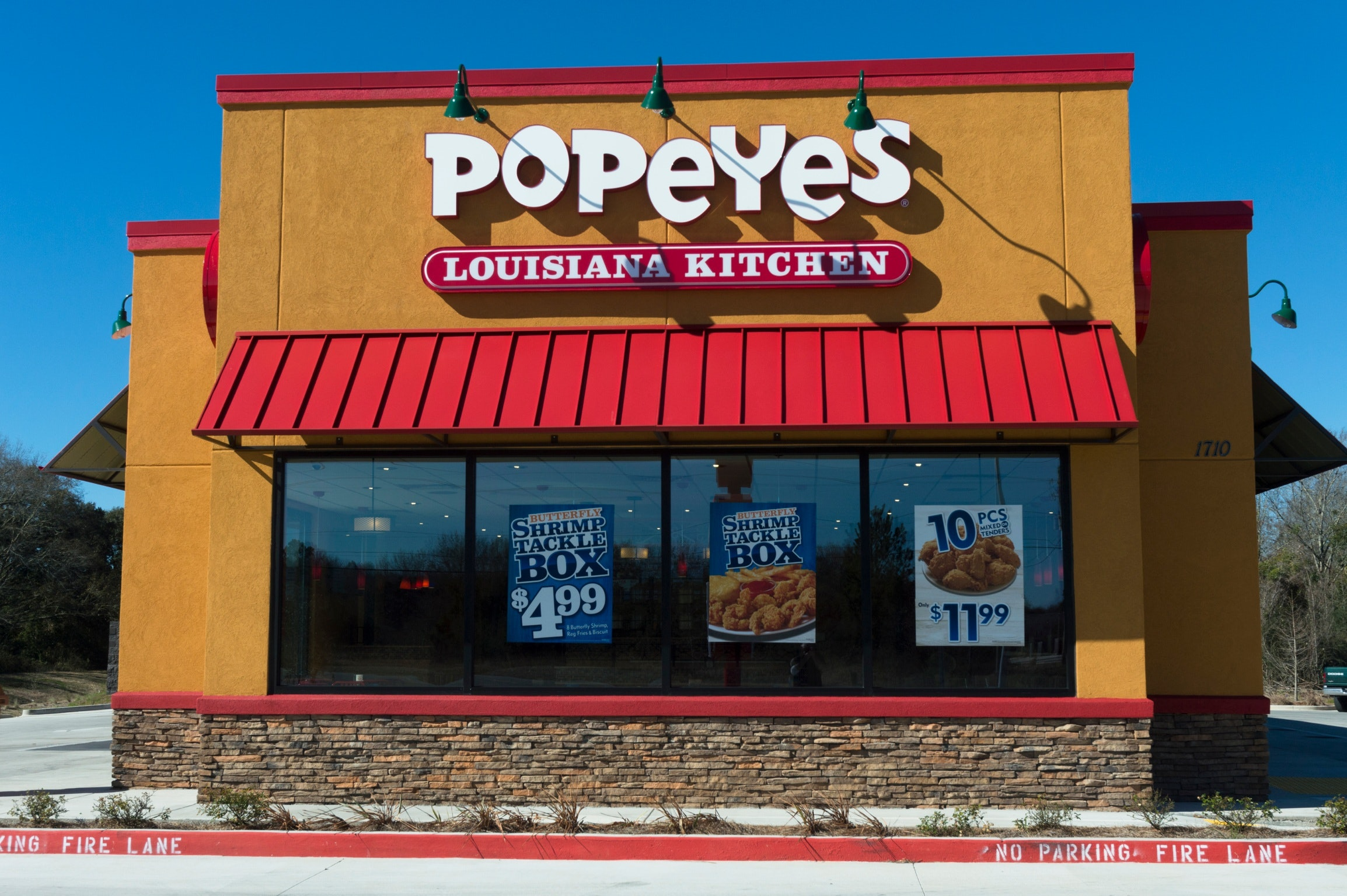 Popeyes daily deals 3 99 - sweep over
