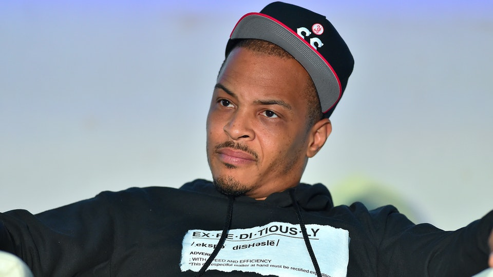"""T.I. recently admitted he takes his 18-year-old daughter to the gyno for yearly """"hymen checks."""""""
