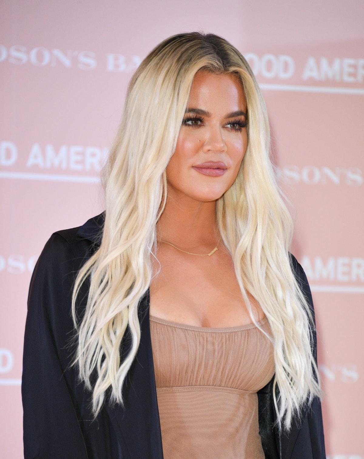 Khloé Kardashian Revealed Why True Didn't Get Baptized In Armenia.