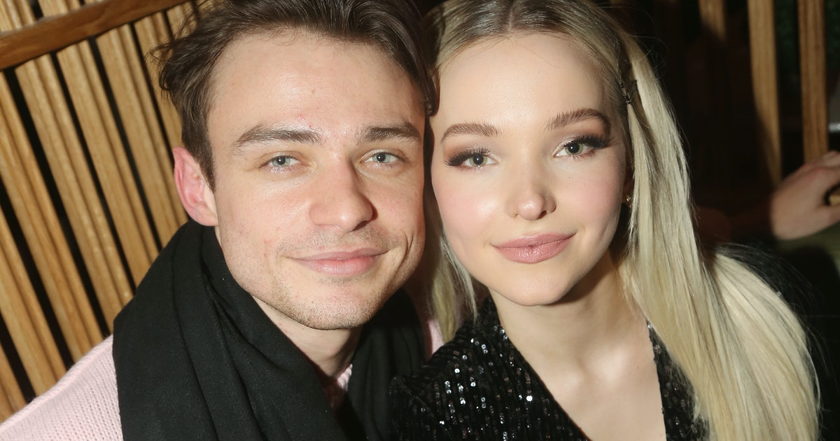 Dove Cameron's Quote About Marrying Thomas Doherty Is Too Cute
