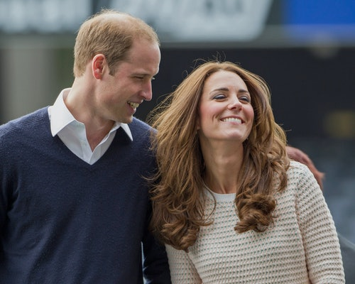 Photos of Prince William and Kate Middleton always show their love