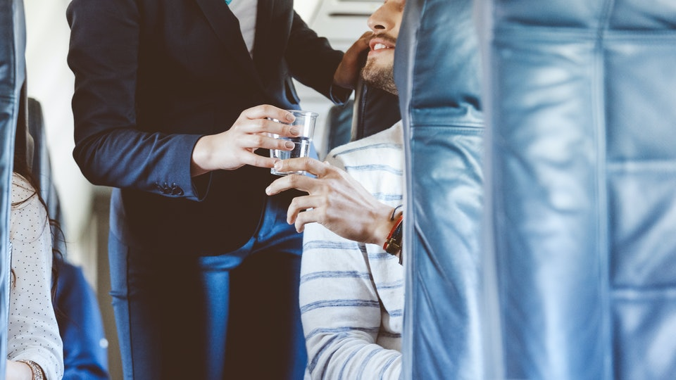 A recent study found that the water provided on most U.S. airlines was unsafe for drinking and hand washing.