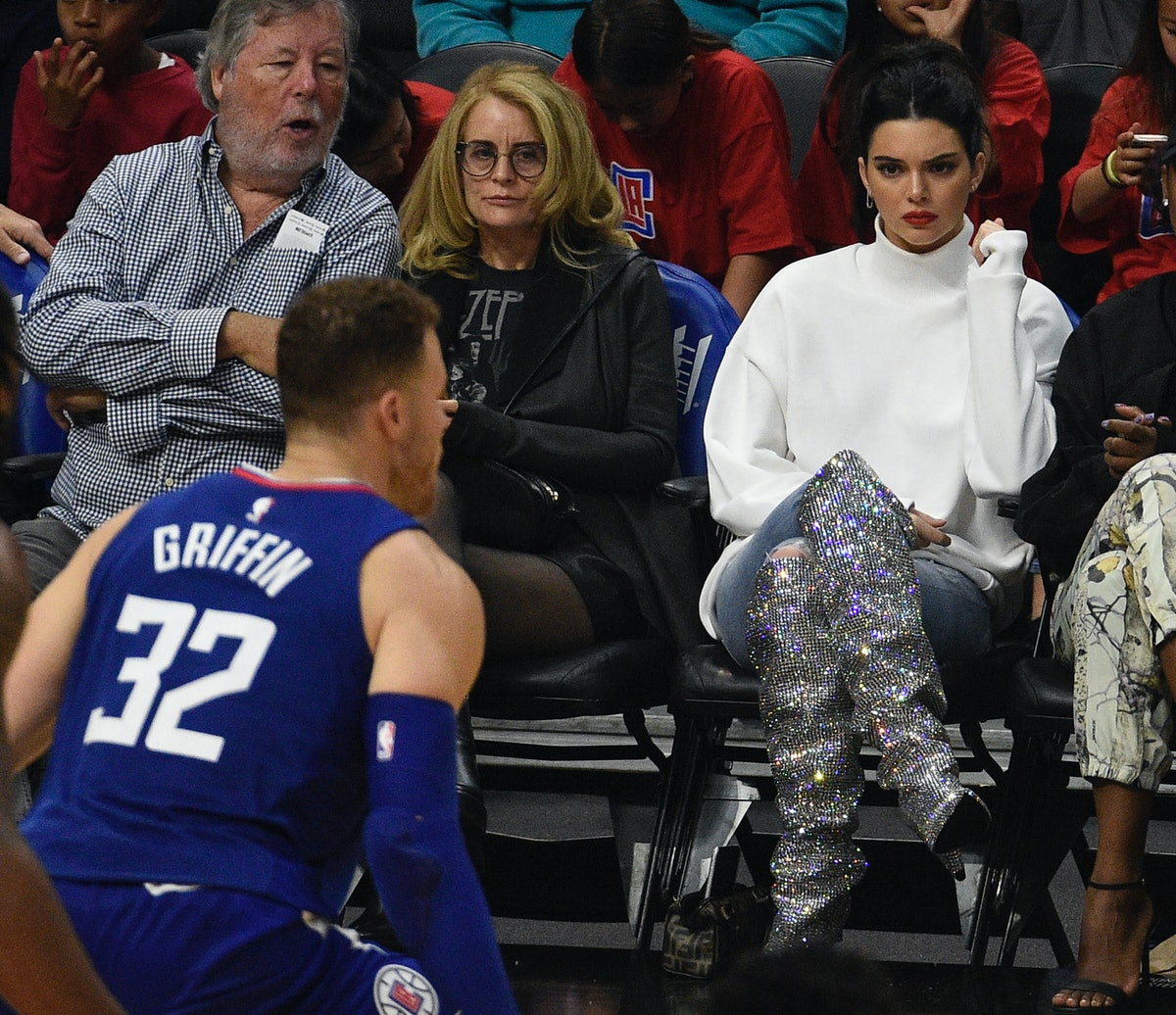 Kendall Jenner and Blake Griffin reportedly dated.