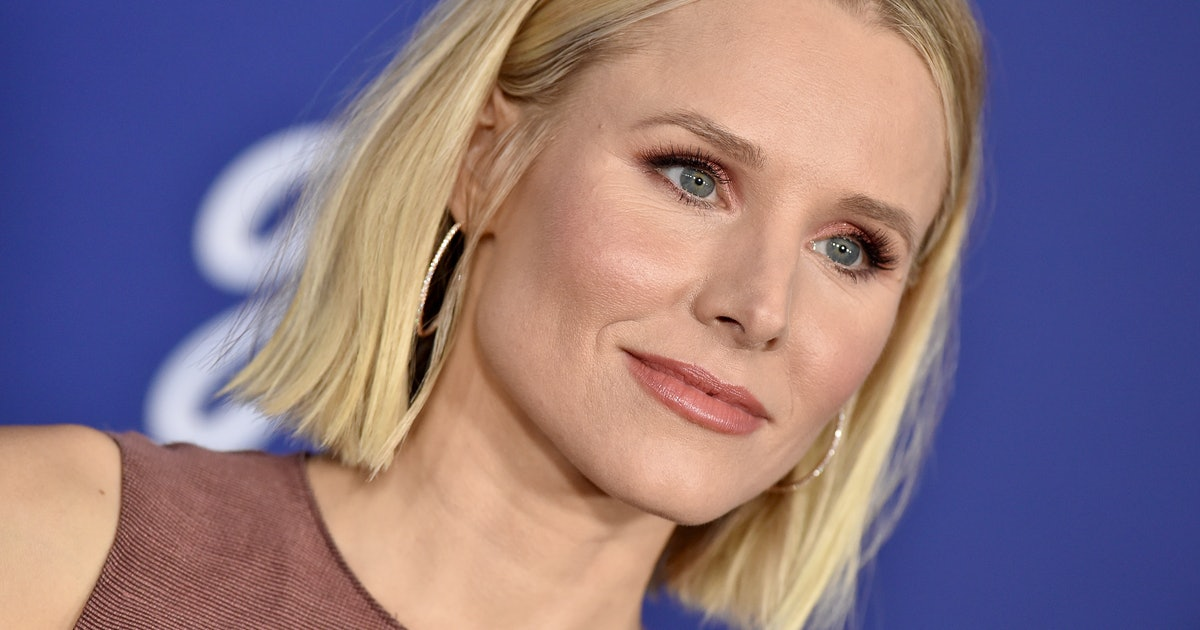 Kristen Bell's Kids Love Pranking Her, & It's All About That Sibling Bond