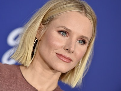 Kristen Bell's daughters are learning to prank their mom as a bonding experience.