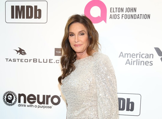 """Caityn Jenner thinks daughter, Kylie Jenner, is a """"wonderful"""" mom."""