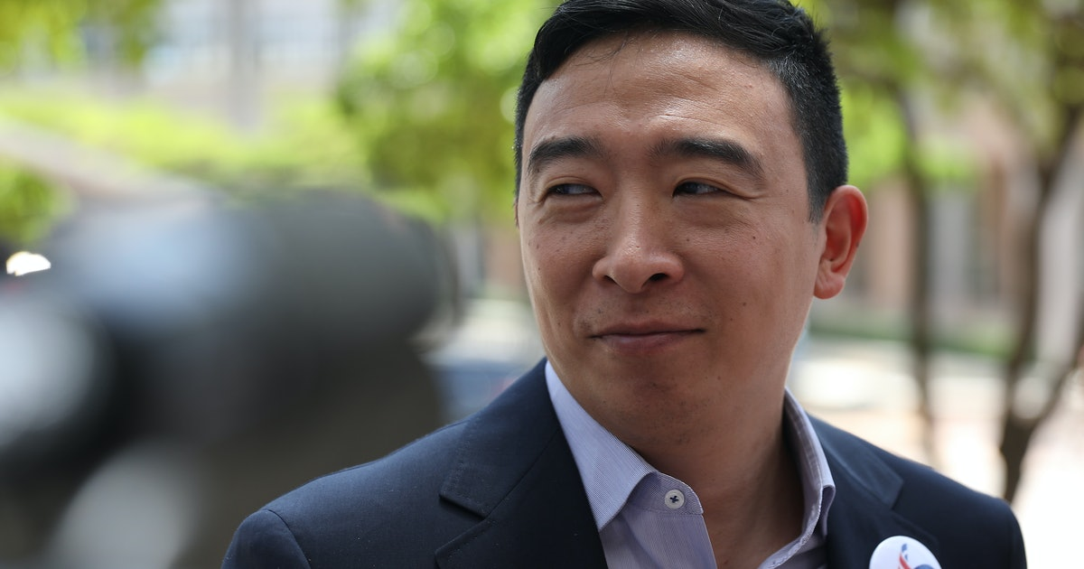 Andrew Yang believes in UBI. Here's what his plan would really do for America