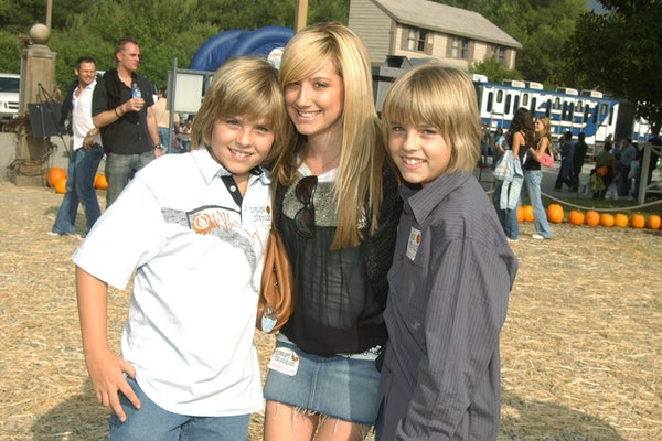 The Sprouse Twins & Ashley Tisdale Are Still Friends