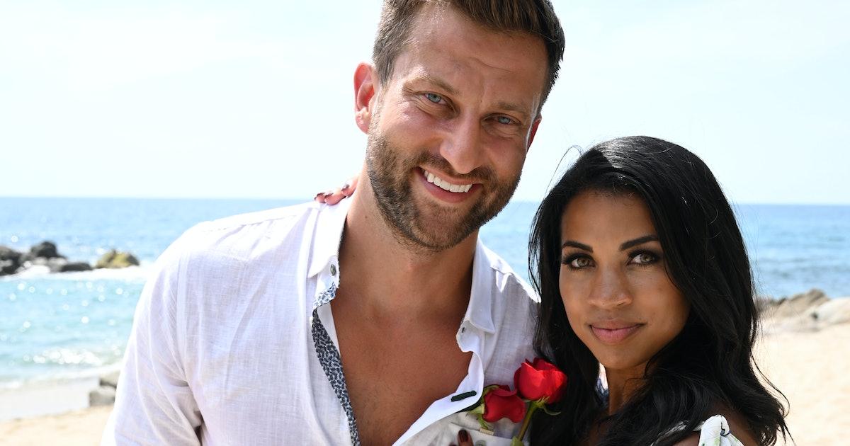 'Bachelor In Paradise' Alums Chris & Katie Split, Ending Their Engagement