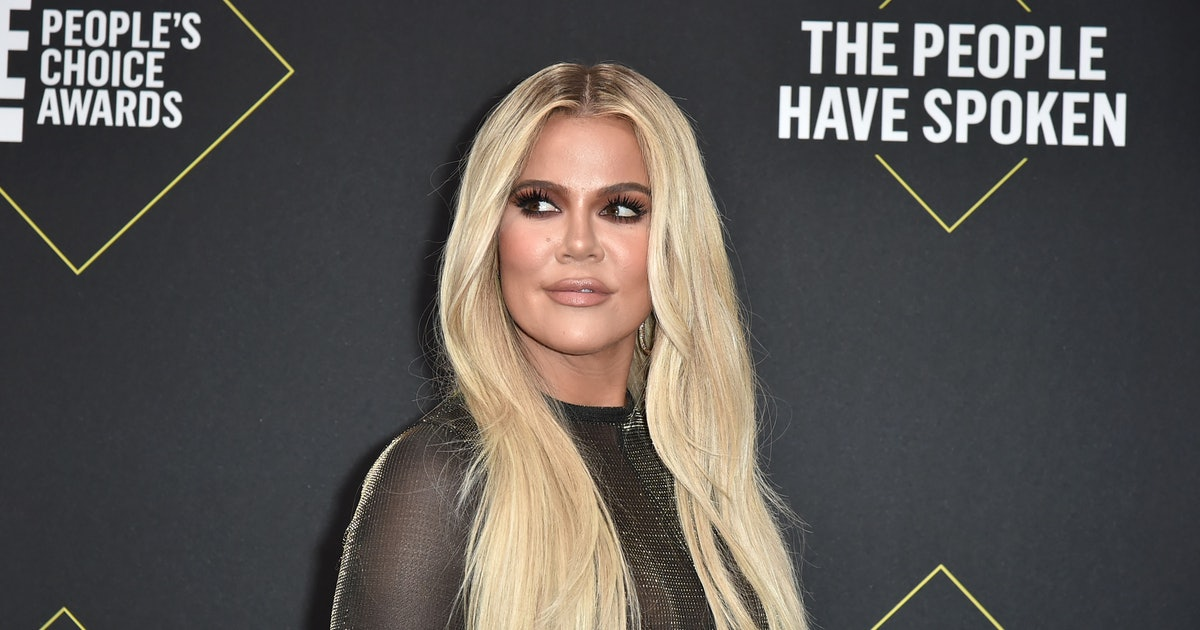 Khloé Kardashian's Video Of True Jumping On A Trampoline Is Too Cute