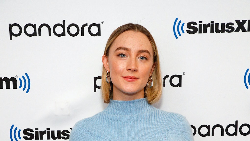 Saoirse Rona's response to the 2020 Golden Globes's snub of women directors