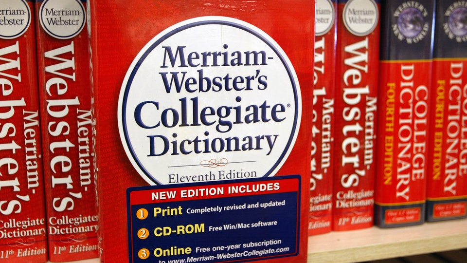 Merriam Webster's 2019 Word of the Year is a personal pronoun that has undergone something of a transformation.