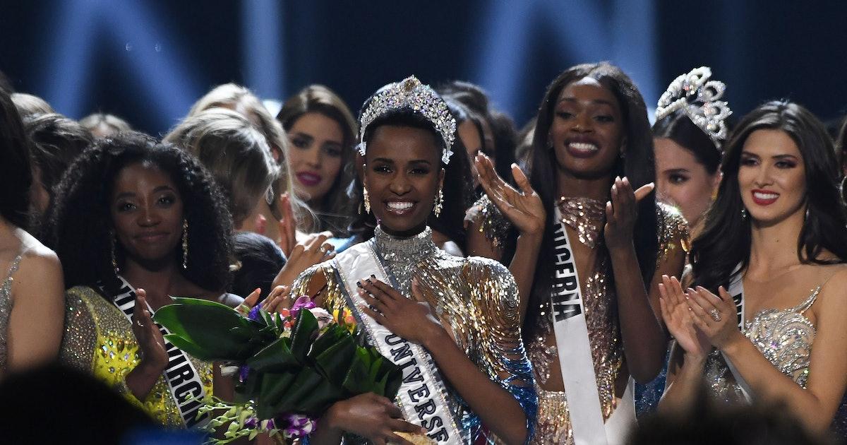 Zozibini Tunzi: I Just Won Miss Universe & Even I Had Imposter Syndrome