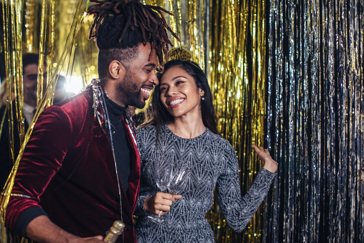 Funny texts make good flirty New Year's Eve texts to send your crush