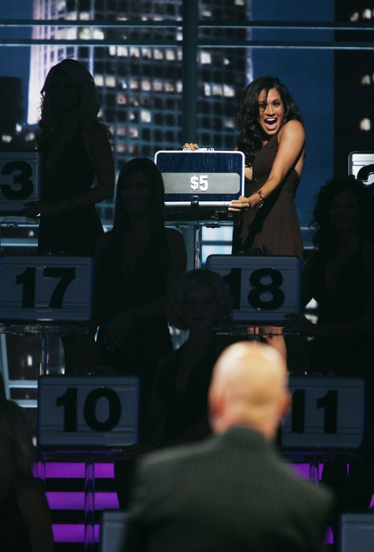 "The briefcase Megan Markle held during her stint on ""Deal or No Deal"" is going up for auction."