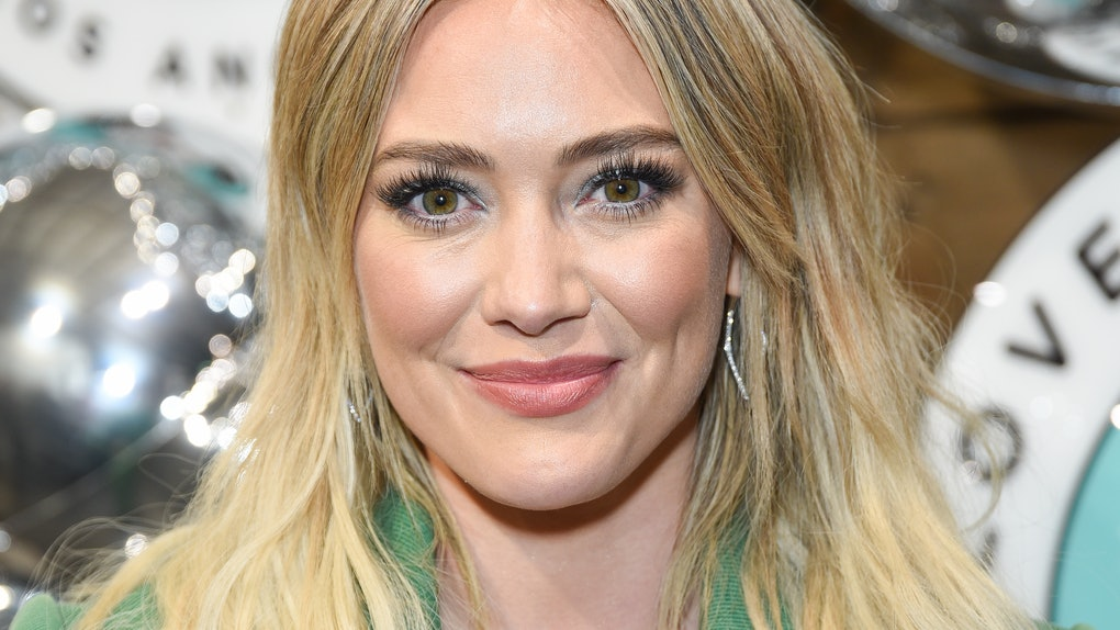 Hilary Duff & Her Daughter Banks Are Twins